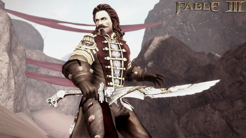 Fable 3D!