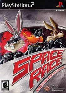 Space Race Looney Tunes per PlayStation 2