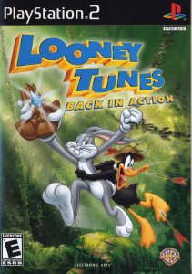 Looney tunes: back in action per PlayStation 2