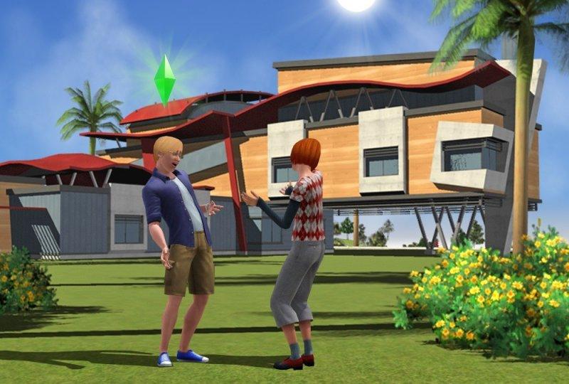 anime incontri Sims per PC