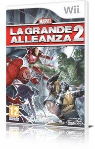 Marvel: La Grande Alleanza 2 per Nintendo Wii