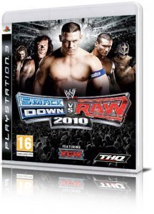 WWE SmackDown! vs RAW 2010 per PlayStation 3