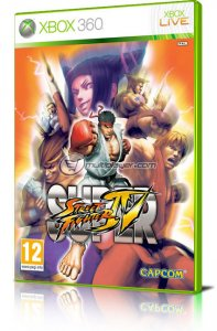 Super Street Fighter IV per Xbox 360