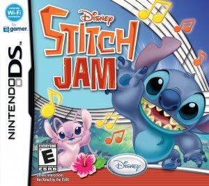 Disney's Stitch Jam per Nintendo DS