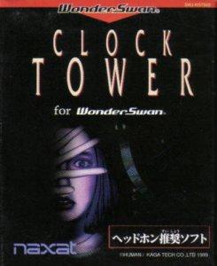 Clock Tower per WonderSwan