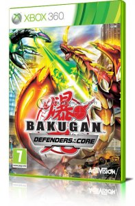 Bakugan: Battle Brawlers - Defenders of the Core per Xbox 360