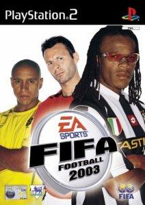 Fifa 2003 per PlayStation 2