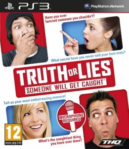 Truth or Lies per PlayStation 3