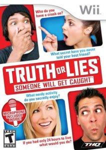 Truth or Lies per Nintendo Wii