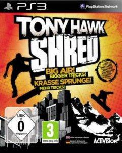 Tony Hawk: SHRED per PlayStation 3