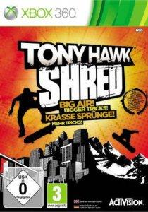 Tony Hawk: SHRED per Xbox 360