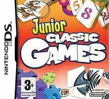 Junior Classic Games per Nintendo DS