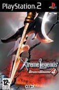 Dynasty Warriors 4 Xtreme Legends per PlayStation 2