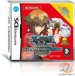 Yu-Gi-Oh! World Championship 2008 per Nintendo DS