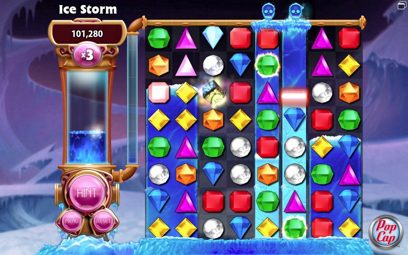 La demo di Bejeweled 3 disponibile