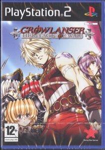 Growlanser: Heritage of War per PlayStation 2