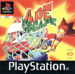 Ape Escape per PlayStation