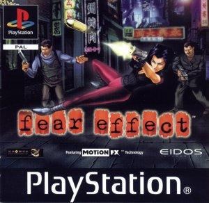 Fear Effect per PlayStation