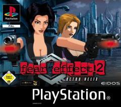 Fear Effect 2: Retro Helix per PlayStation