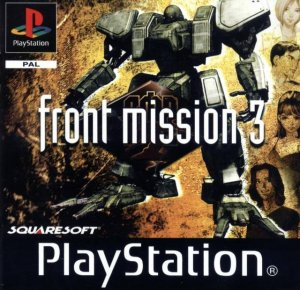 Front Mission 3 per PlayStation