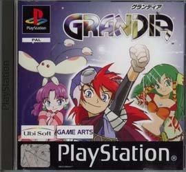 Grandia per PlayStation