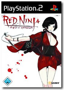 Red Ninja: End of Honor per PlayStation 2