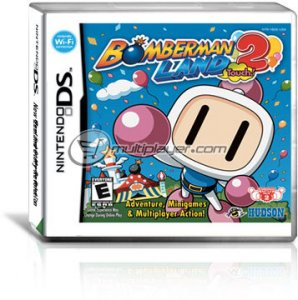 Bomberman Land Touch! 2 per Nintendo DS