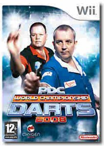 PDC World Championship Darts 2008 per Nintendo Wii