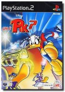 Chi è PK? per PlayStation 2