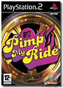 Pimp My Ride per PlayStation 2