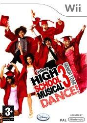 Disney Sing It: High School Musical 3: Dance per Nintendo Wii