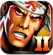 Samurai II: Vengeance per iPhone