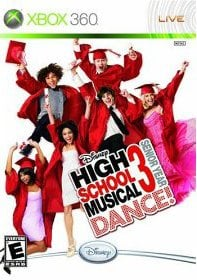 Disney Sing It: High School Musical 3: Dance per Xbox 360