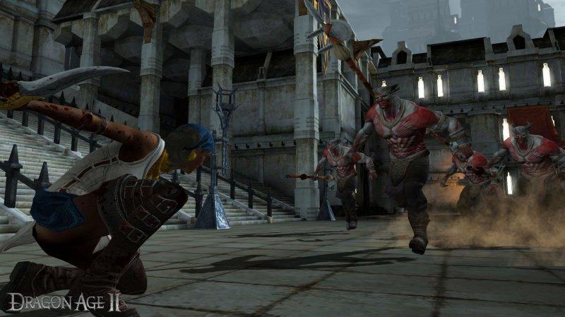 Bioware smentisce la demo di Dragon Age II