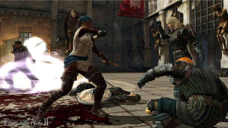 La Chiamata alle Armi di Dragon Age II è iniziata