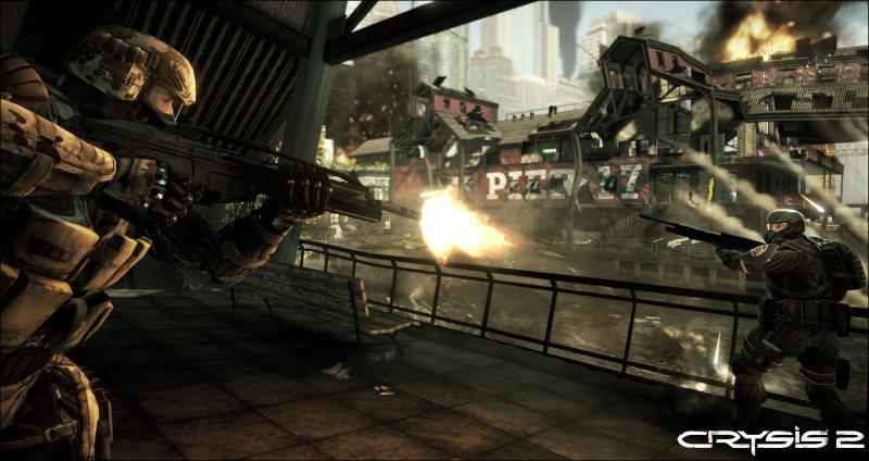 Crysis 2: supporto per DirectX 11 e patch per la beta