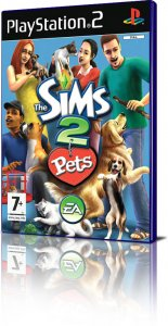 The Sims 2: Pets per PlayStation 2