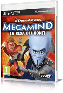 Megamind per PlayStation 3