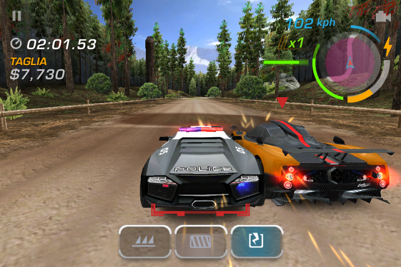 Need for Speed: Hot Pursuit su App Store