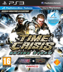Time Crisis: Razing Storm per PlayStation 3