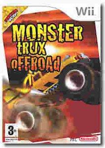 Monster Trux: Offroad per Nintendo Wii