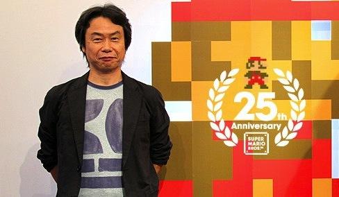 C'è ancora spazio per l'unicità in una home console, secondo Miyamoto