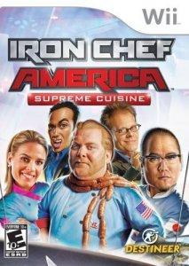 Iron Chef America per Nintendo Wii