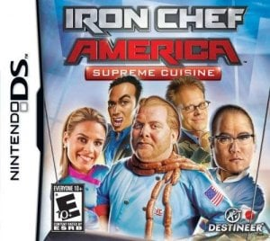 Iron Chef America per Nintendo DS