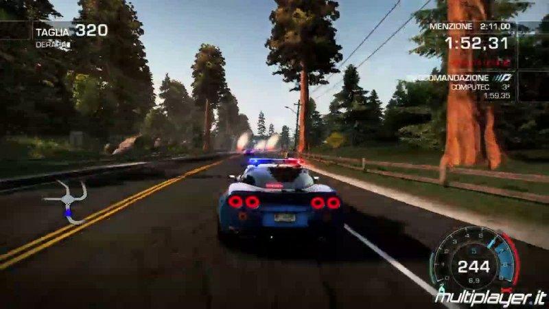 La Soluzione di Need for Speed: Hot Pursuit