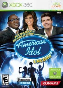 Karaoke Revolution Presents: American Idol Encore per Xbox 360