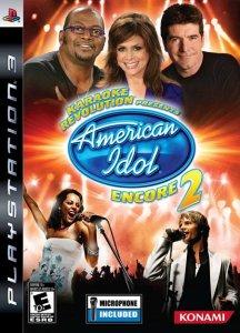Karaoke Revolution Presents: American Idol Encore 2 per PlayStation 3