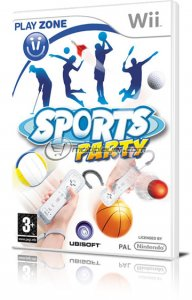 Sports Party per Nintendo Wii