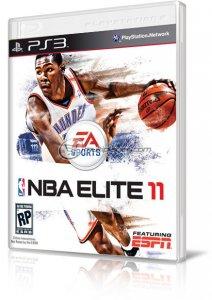 NBA Elite 11 per PlayStation 3