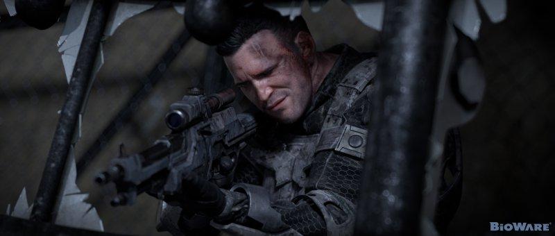Un'immagine per il nuovo, misterioso gioco BioWare - Video
